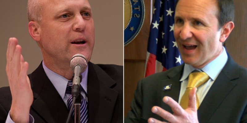 Mitch Landrieu Defends His Sanctuary City For Illegals While Getting Blasted By Jeff Landry