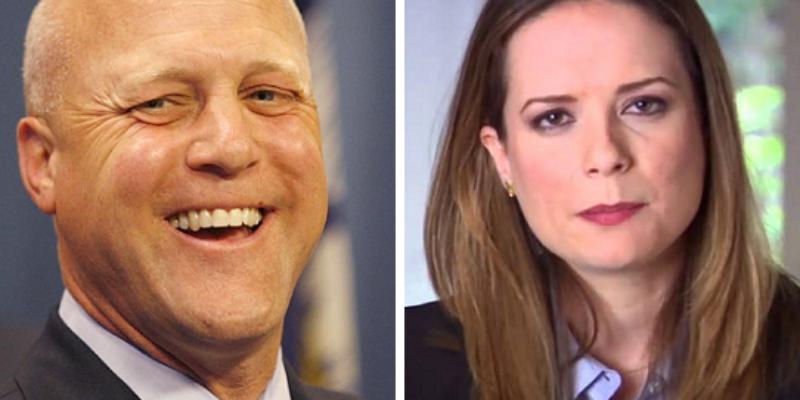 New Orleans Mayor Mitch Landrieu Throws Support Behind Caroline Fayard In Senate Race