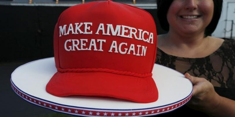 Albertson's Bakery In Bossier City Refuses To Write 'Trump 2016' On A Cake