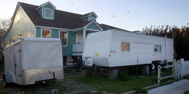 Only FEMA Would Spend $170,000 On Building And Installing A Mobile Home
