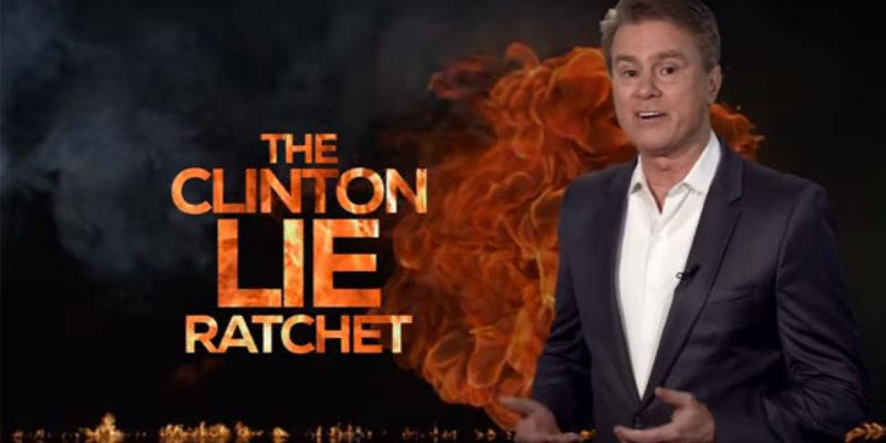 FIREWALL: The Clinton Lie Ratchet