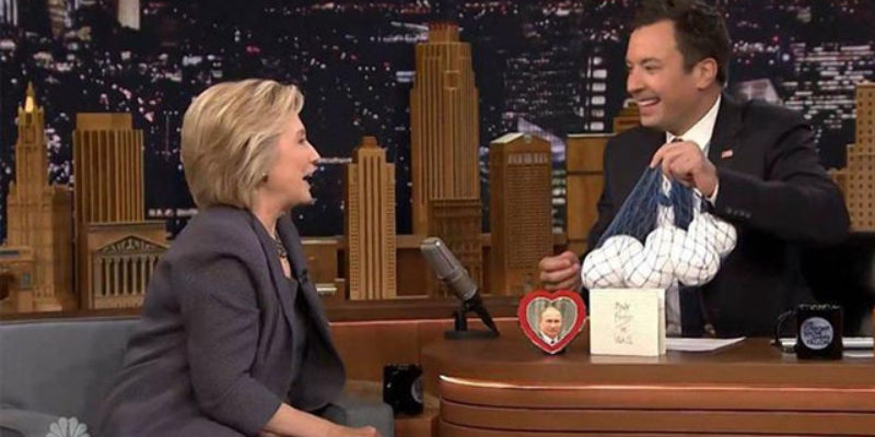 Speaking Of Narratives, How'd Hillary Do Last Night With The One That Says She's A Bitch?