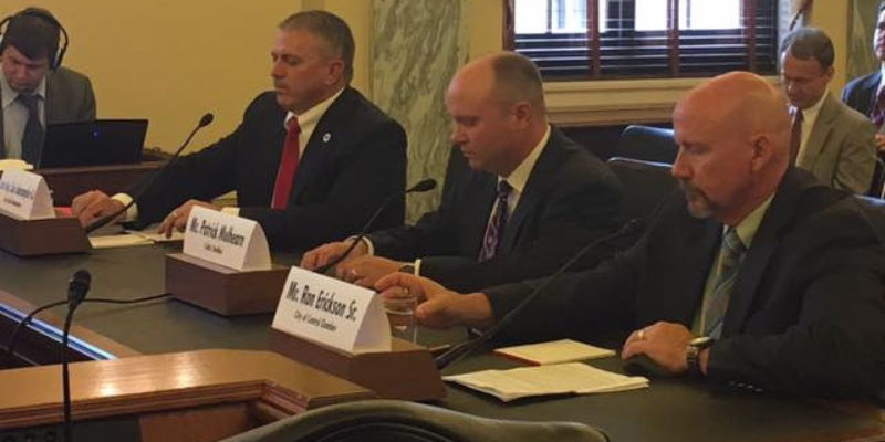 MULHEARN: Here's What I Said To Congress Today About Flood Relief