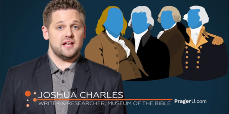 PRAGER U: Were The Founders Religious?