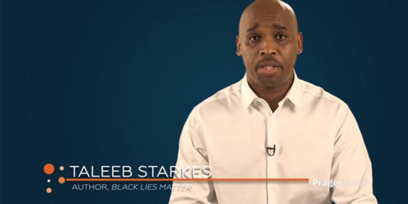 PRAGER U: The Top Five Issues Facing Black People In America