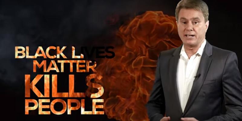 FIREWALL: Black Lives Matter Kills People