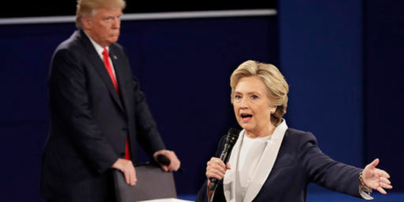 There's Only One Highlight From Last Night's Debate Worth Passing Along…