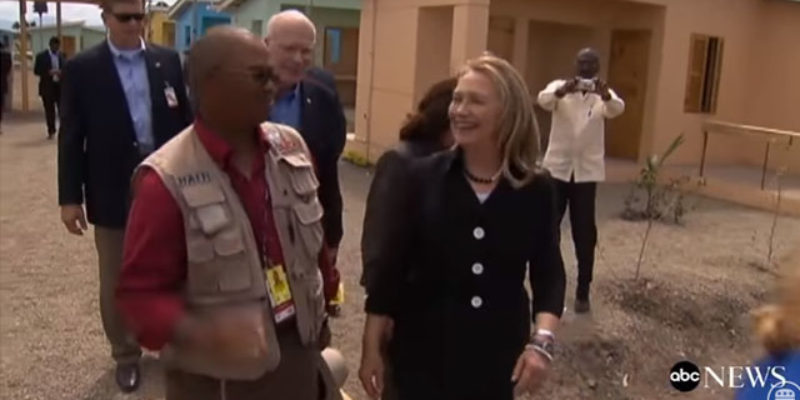 VIDEO: The Surprisingly Damning ABC News Report On The Clinton Foundation's Corruption In Haiti