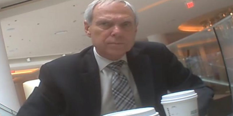 Turns Out Bob Creamer, Star Of James O'Keefe's Latest Round Of Sting Videos, Was Practically A Renter At The Obama White House