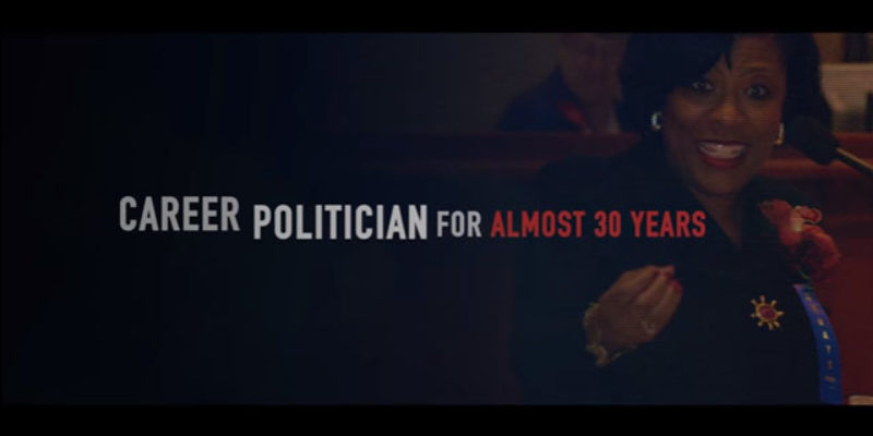VIDEO: The PAC Ad Hammering Sharon Weston Broome Makes Its Debut