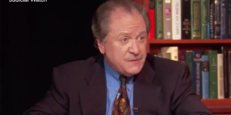 """VIDEO: Have You Seen Joe DiGenova's Evisceration Of James Comey And The """"Fake"""" Hillary Investigation?"""