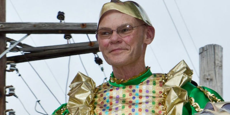 Don't Be Shocked, But James Carville Just Said Something We Can't Argue With At All