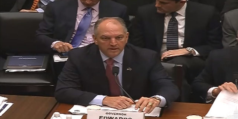 VIDEO: JBE Really Didn't Do Very Well Testifying In Front Of Congress Yesterday