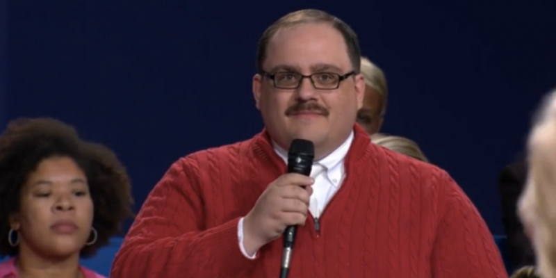 LSU's Batting Coach Fools The Gullible Media Into Believing Ken Bone Once LSU's Equipment Manager