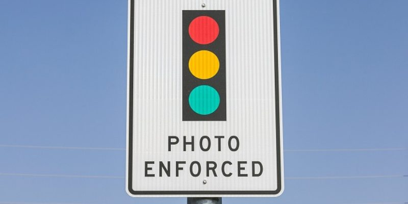 Here's More Proof That Red Light Cameras Are All About Making Cities Money