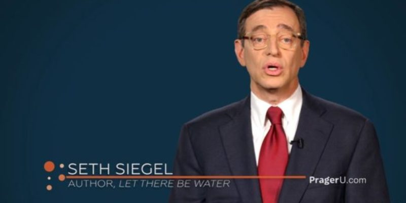 PRAGER U: Can a Desert Nation Solve the World's Water Shortage?
