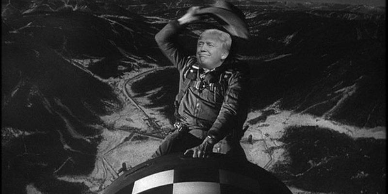 Trump's Done, Folks…