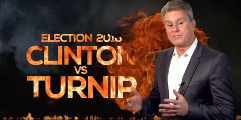 FIREWALL: Clinton vs. A Turnip