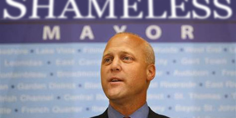 Mitch Landrieu's Quote About Trump's Infrastructure Plan Ought To Spark A DOJ Investigation