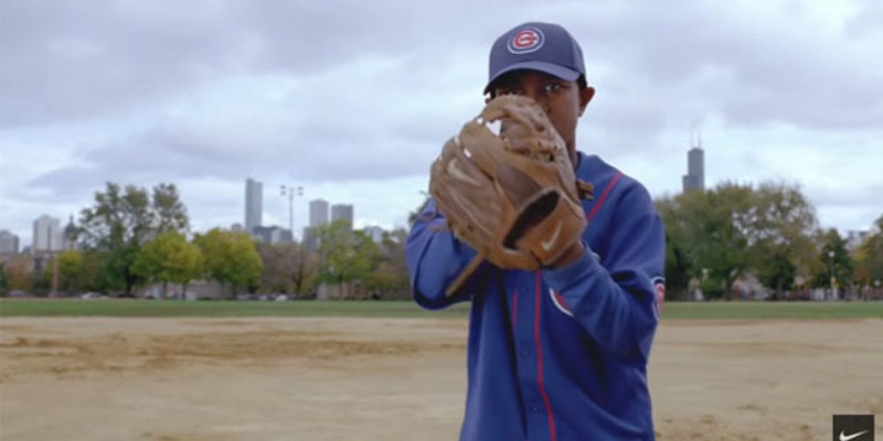 Have You Seen The Nike Cubs Ad?