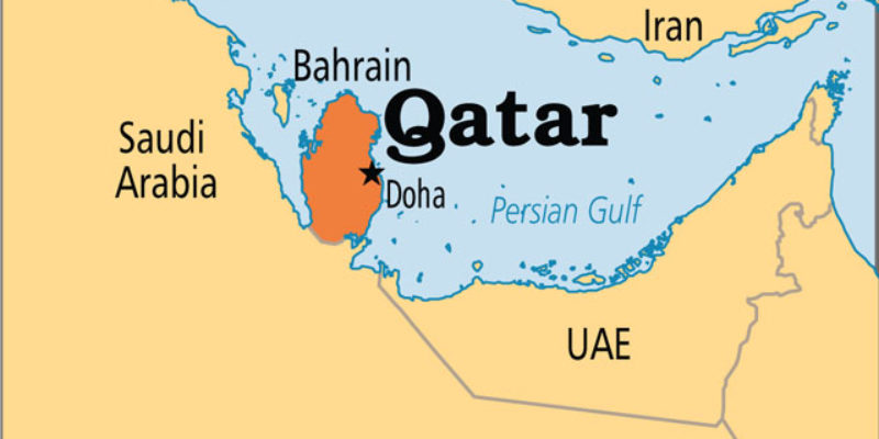 The Clinton Foundation Took A Million Bucks From Qatar When Hillary Was Secretary Of State, And She Didn't Report It