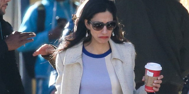 It's A Bad Day To Be Huma