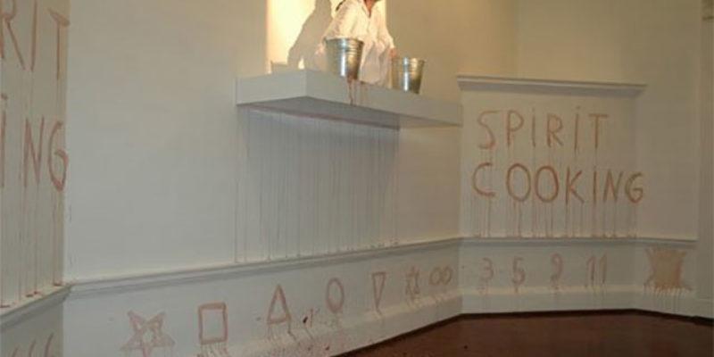 Spirit Cooking?