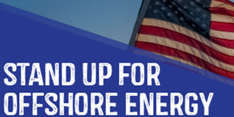 Stand Up For Offshore Energy, And Join Us In Metairie Wednesday Afternoon!