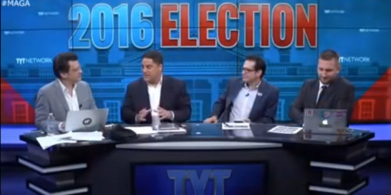 The Deeee-Lishus Young Turks Election Night Video