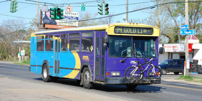 They're Spending $50 Million To Create A 10-Mile Bus Route In North Baton Rouge…