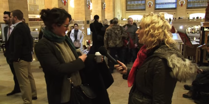 "VIDEO: Watch New Yorkers Claim ISIS Terrorists In The U.S. Is ""Fake News"""