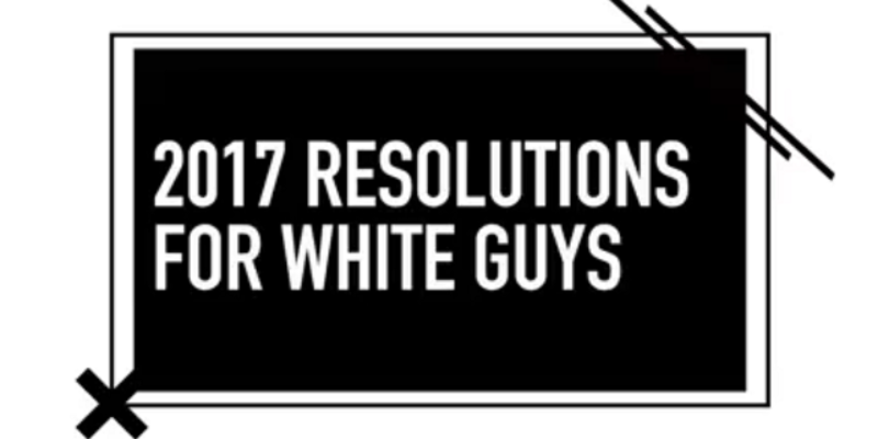 VIDEO: MTV Tells White Males To Hate Themselves For The New Year In A Racist Video