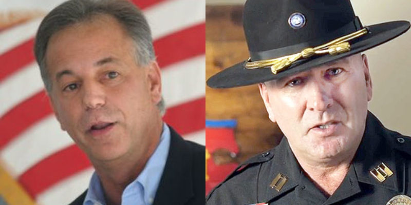 WOW: Angelle's Camp Releases Audio Of Clay Higgins Arguing With His Ex-Wife