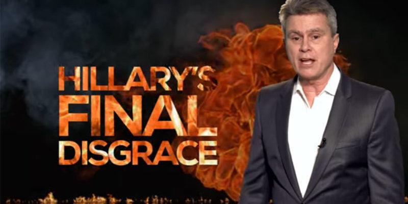 FIREWALL: Hillary's Final Disgrace