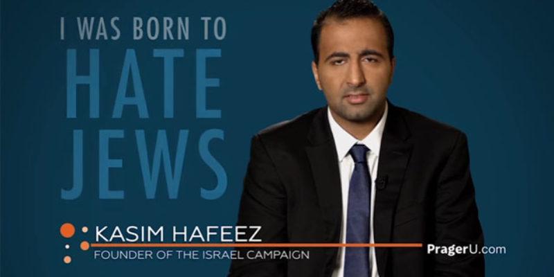PRAGER U: Born To Hate Jews