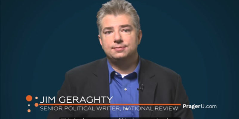 PRAGER U: The Sexiest Man Alive Is…
