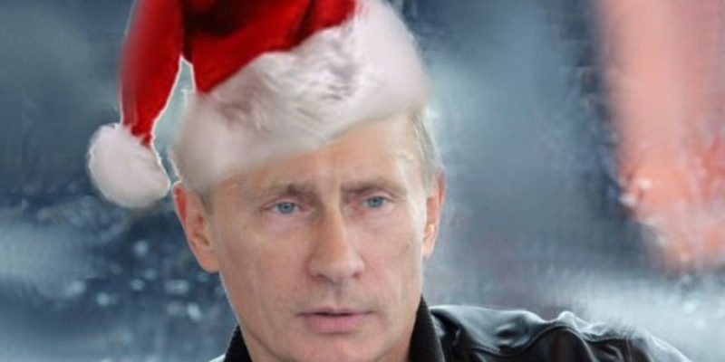 GRANTHAM: A Christmas Letter To Vladimir