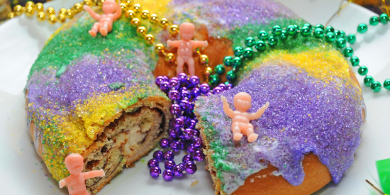 Louisianians Will Decide Who Makes The Best King Cake