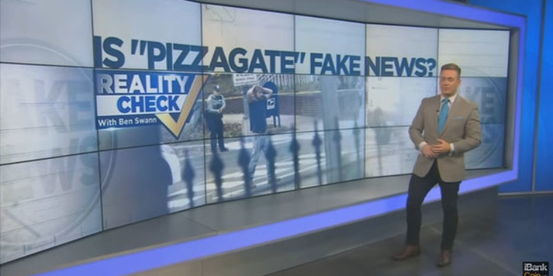 VIDEO: Ben Swann Tells You More About Pizzagate Than You Probably Want To Know