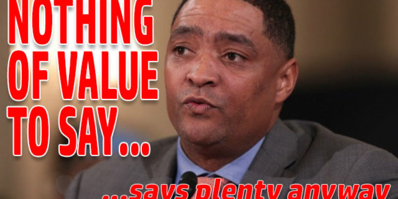 Cedric Richmond Demands All Confederate Statues Be Removed From The U.S. Capitol