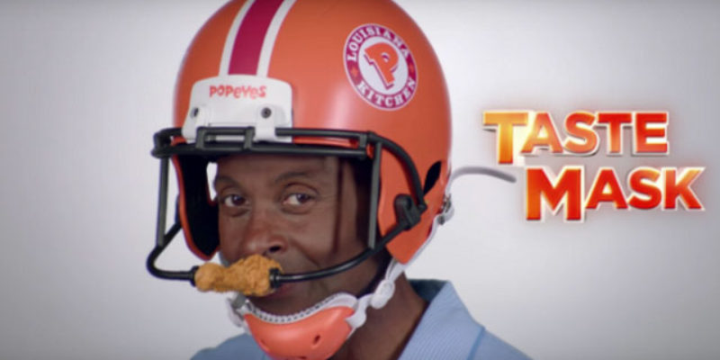 #ThisIsWhyYouLost: Jerry Rice Is Under Siege From Outraged Lefties For Making Funny Fried Chicken Commercials