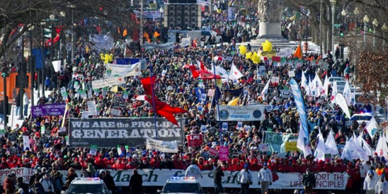 WATSON: The Women's March Could Learn from March for Life