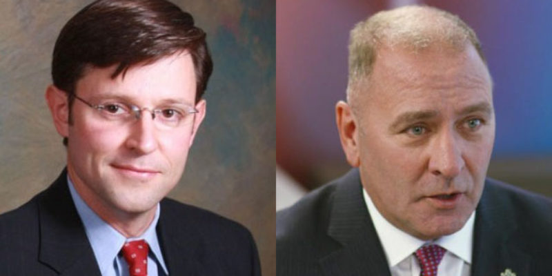 Johnson Will Be On House Judiciary, Natural Resources Committees; Higgins Gets Homeland Security, Veterans Affairs