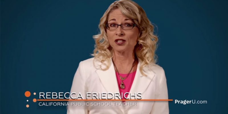 PRAGER U: Why Good Teachers Want School Choice