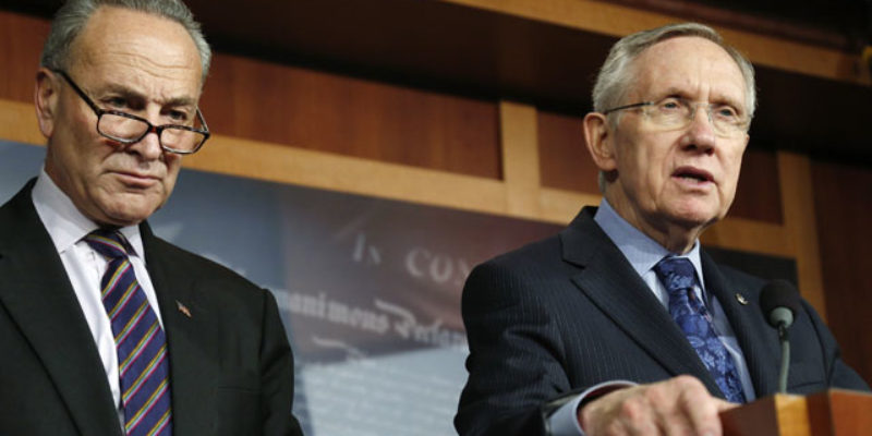 Why Harry Reid Was Absolutely Right About The Supreme Court And His Suggestion Should Be Adopted