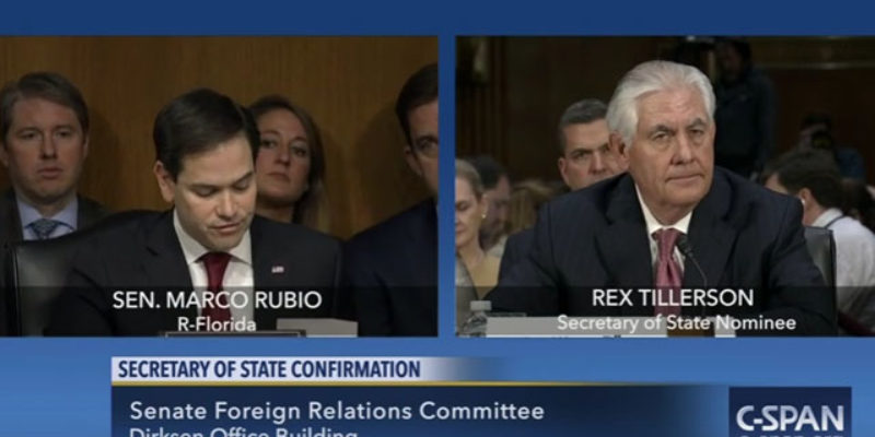 This Morning We Saw Why Marco Rubio Wasn't The GOP Nominee…
