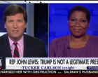 """VIDEO: Tucker Carlson Has On A """"Candidate For DNC Chair"""" … Jehmu Greene?"""