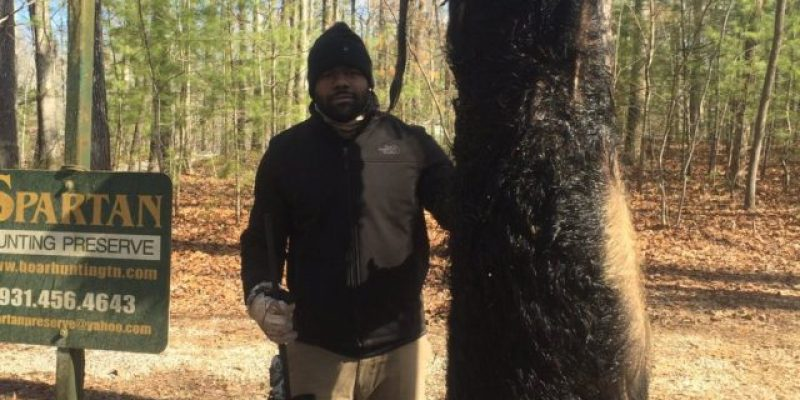 Mark Ingram Is Solving The South's Wild Hog Problem, One Pig At A Time