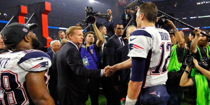 The Patriots-Roger Goodell Jokes Are Starting To Pile Up, And This Might Be The Best Of 'Em