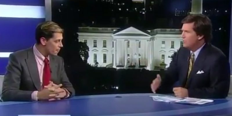 If You Didn't Catch Tucker Carlson's Interview With Milo Yiannopoulos Tonight, Here's Your Chance To See It